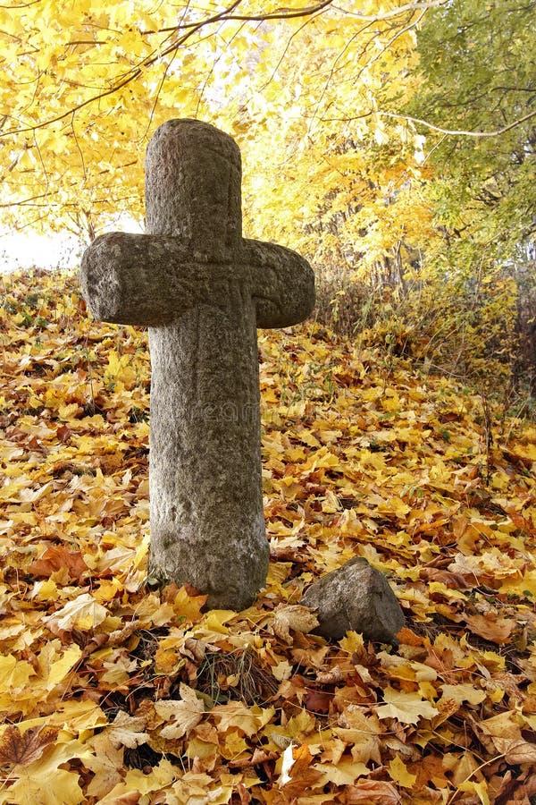 缓和十字架 免版税图库摄影