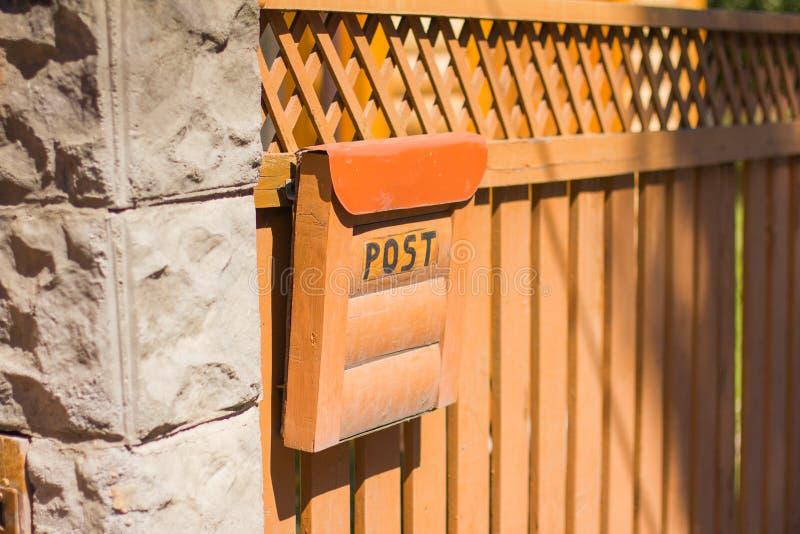编码信包风扇被找出的邮政编码 库存照片