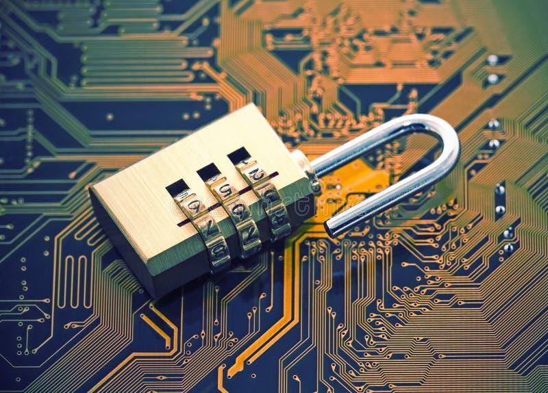 编码计算机概念程序证券病毒 库存照片