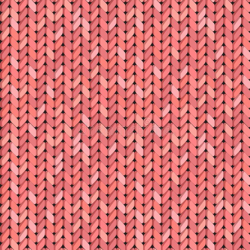 编织的传染媒介样式 被编织的现实无缝的背景,纹理 皇族释放例证
