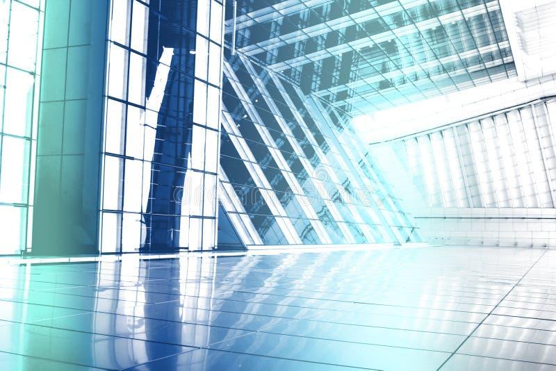 编译未来派墙纸的抽象背景 库存例证