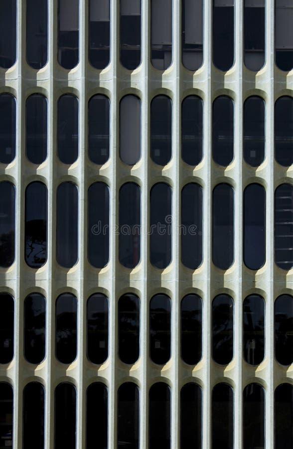 缪尔霍尔,加州大学圣地亚哥分校面部修造的外部  免版税库存图片