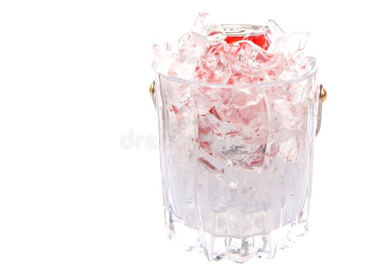罐装可乐喝IV 免版税库存照片