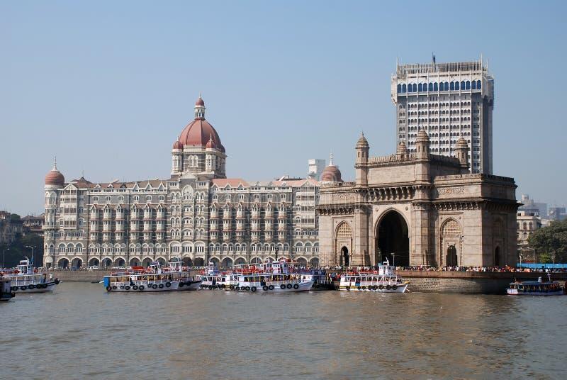 网关印度 免版税库存图片