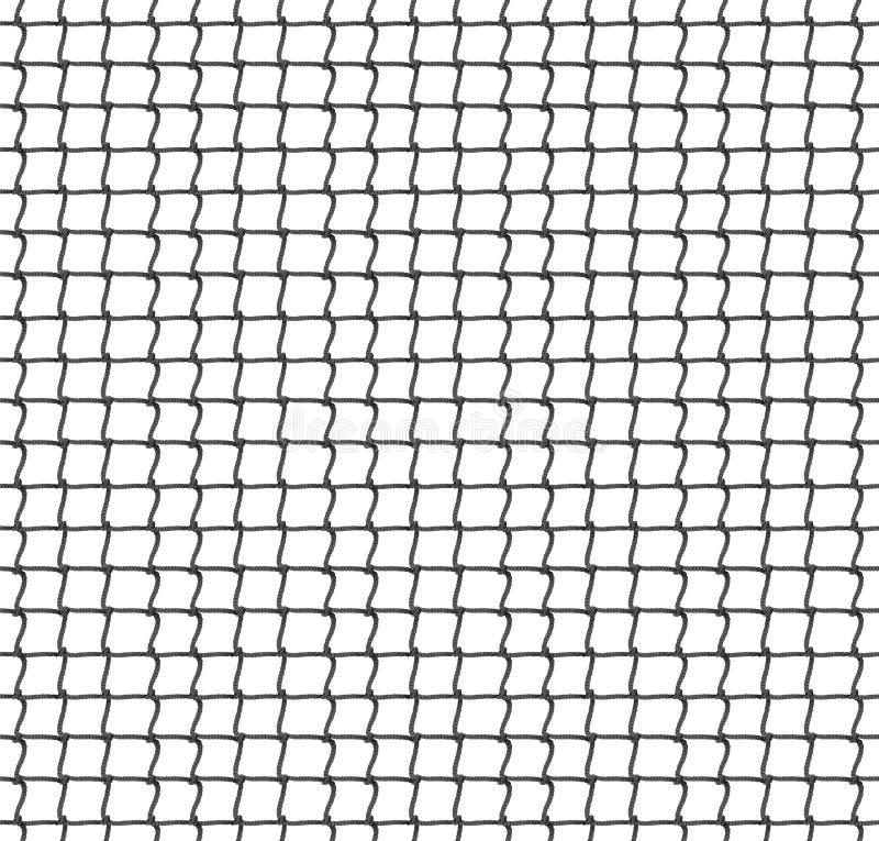网球净无缝的样式背景 也corel凹道例证向量 库存例证