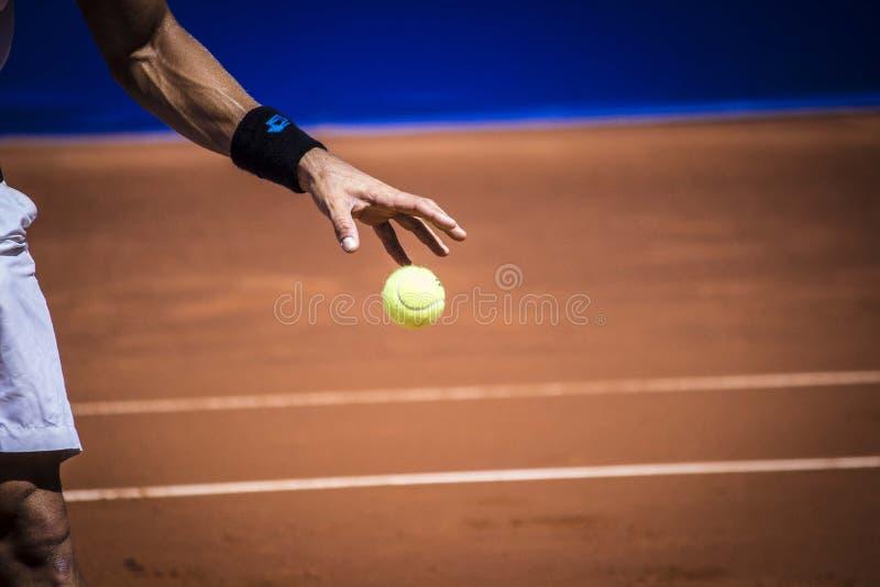 网球场 免版税图库摄影
