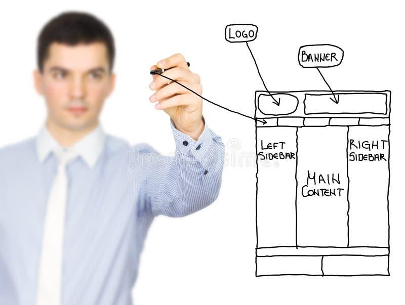 网络设计草图