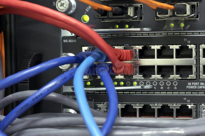 网络连接 免版税库存图片