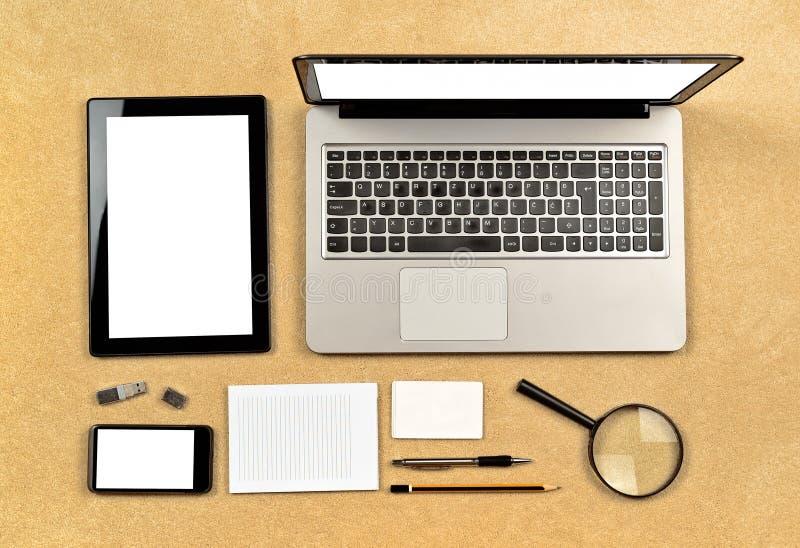 网设计师工具 免版税图库摄影