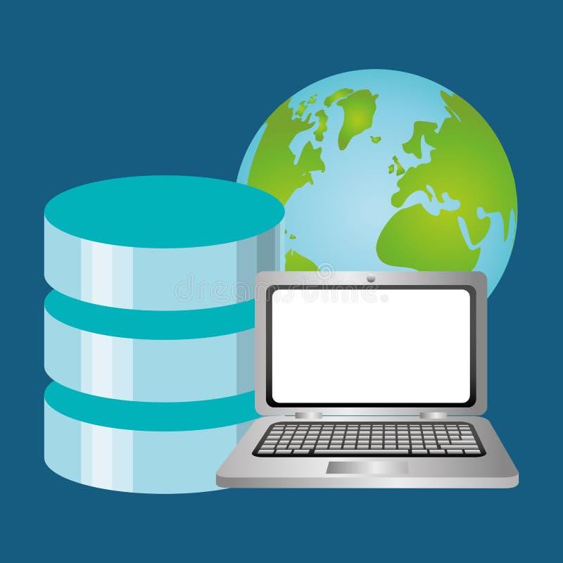 Download 网络主持设计 向量例证. 插画 包括有 象征性, 技术支持, 投资, 保证, 信息, 适应, 图标, 商业 - 59104385