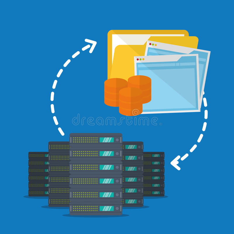 Download 网络主持设计 向量例证. 插画 包括有 防御, 技术支持, 文件, 服务, 巩固, 信息, 保证, 形状 - 59104409
