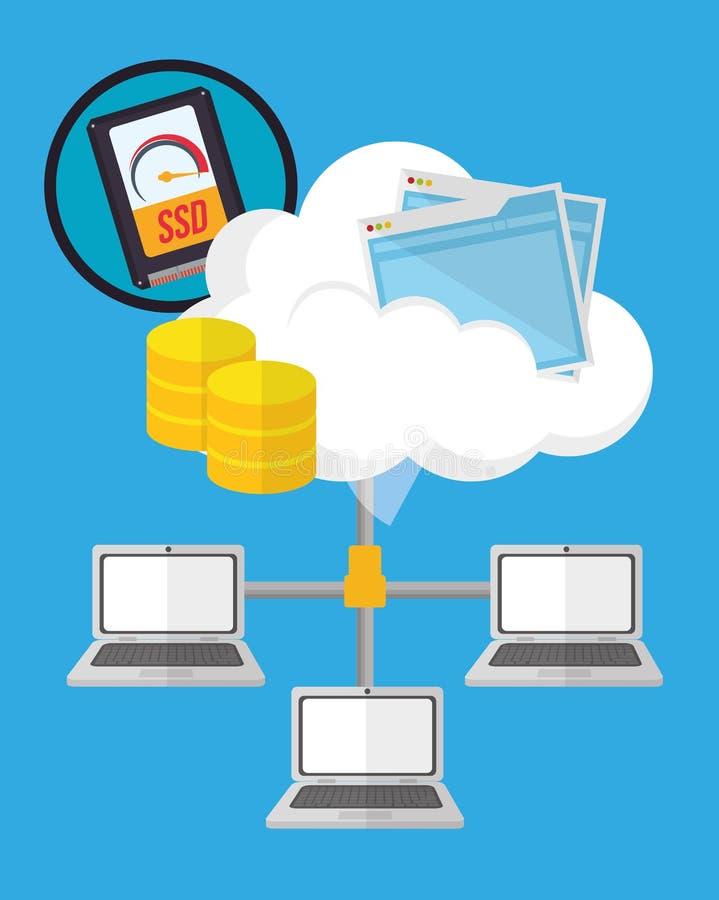 Download 网络主持设计 向量例证. 插画 包括有 服务, 卫兵, 组织, 文件, 测量仪, 投资, 想法, 主持, 安全性 - 59104413