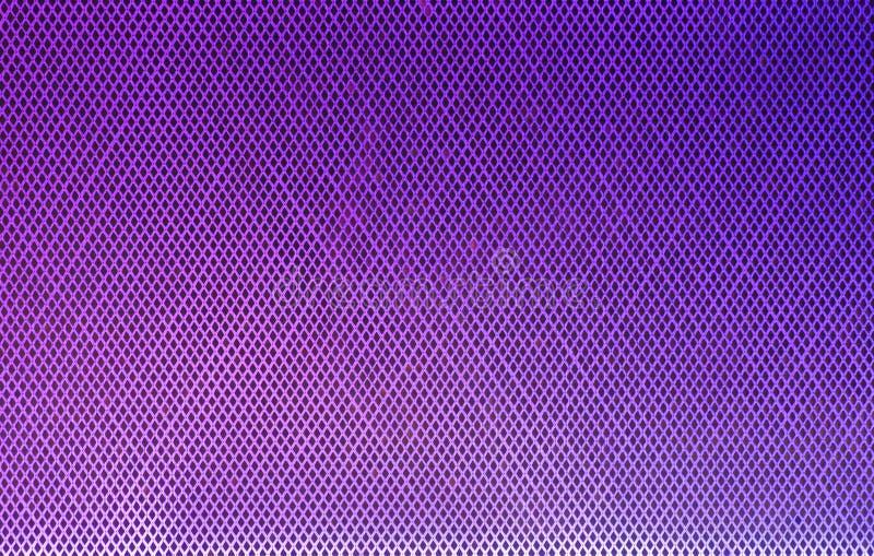 紫罗兰色菱形梯度纹理摆正背景 库存图片