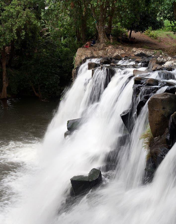 罗切斯特瀑布 库存照片