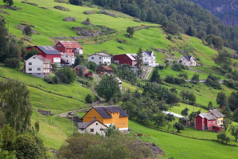 罗加兰,挪威 免版税库存图片
