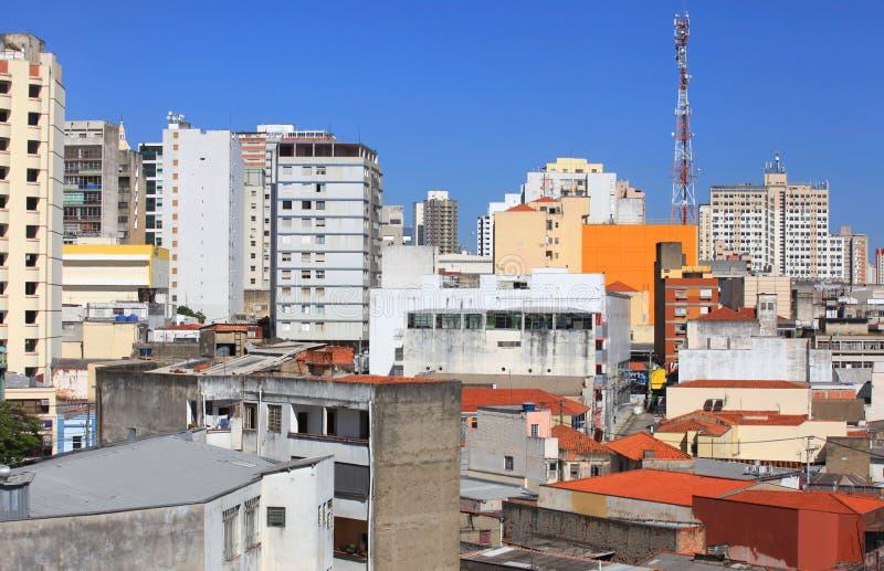 索罗卡巴,巴西 免版税库存图片