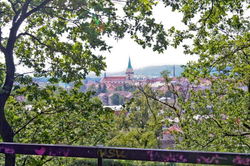 罗基察尼,比尔森地区,捷克 库存图片