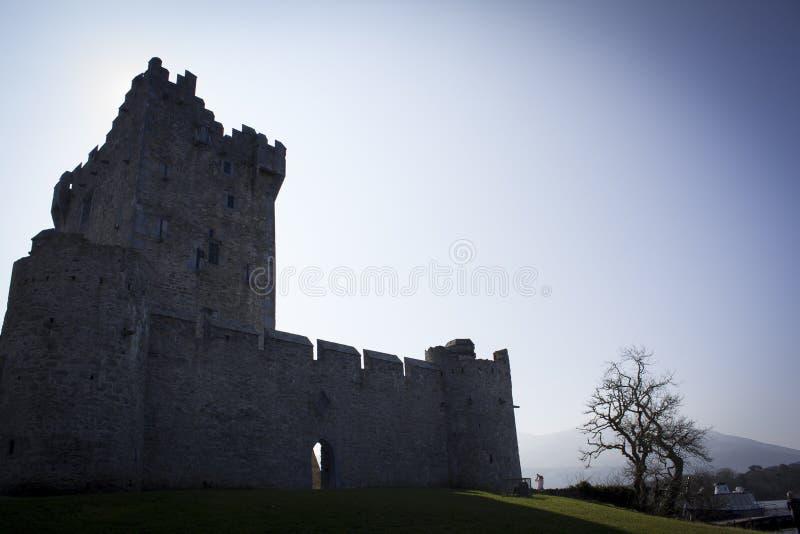 罗斯城堡-基拉尼国家公园 免版税库存图片
