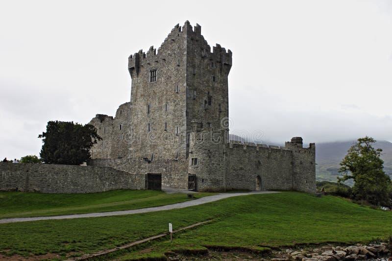 罗斯城堡 库存图片