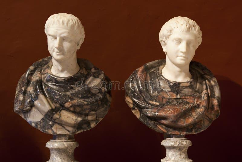 罗马参议员 免版税库存图片