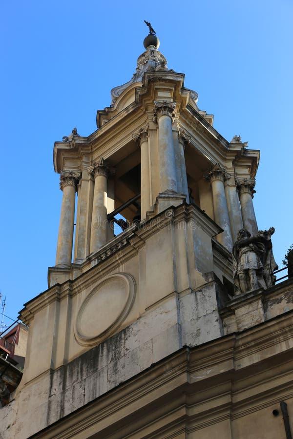 罗马大教堂  库存图片