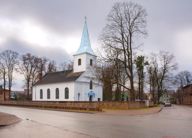 罗马天主教的教会 库存照片