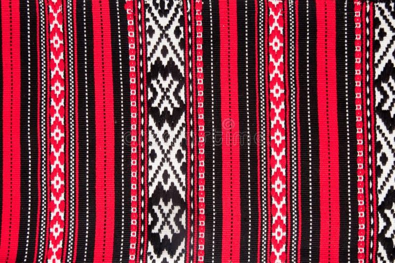罗马尼亚传统隆重 图库摄影