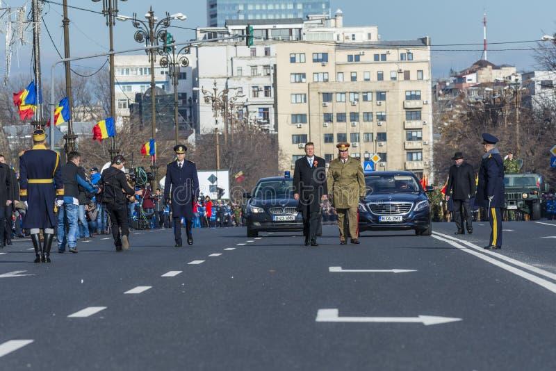 罗马尼亚国庆节 免版税库存照片