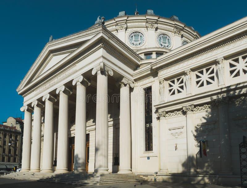 罗马尼亚庙 图库摄影