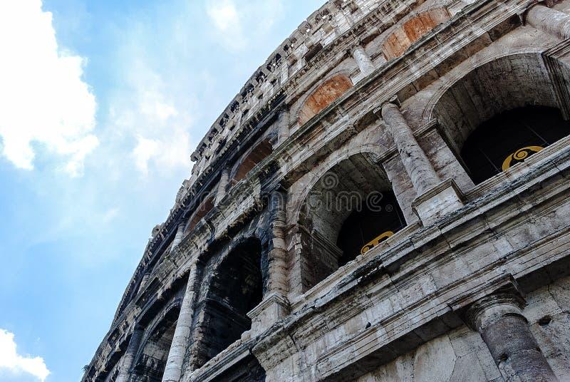 罗马意大利大剧场  免版税图库摄影