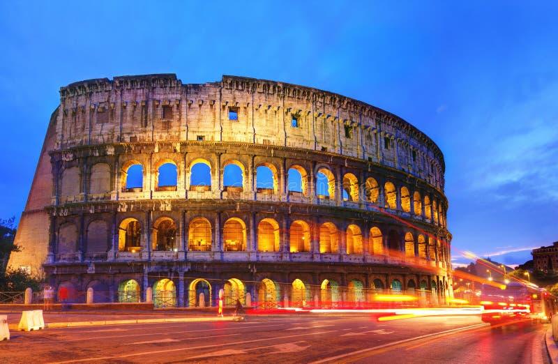 罗马斗兽场罗马 库存图片