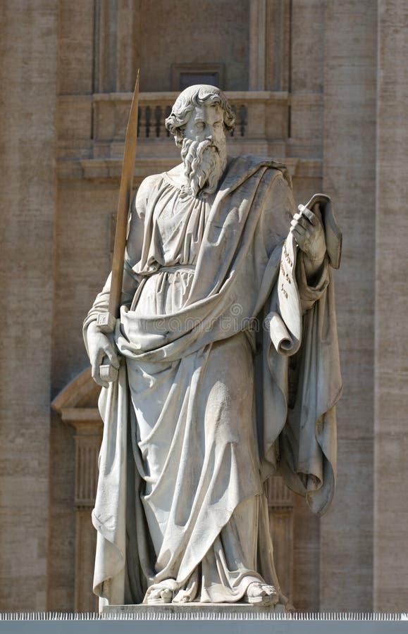 罗马梵蒂冈 免版税库存照片