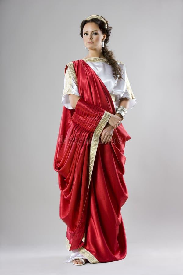 罗马的女神 库存图片