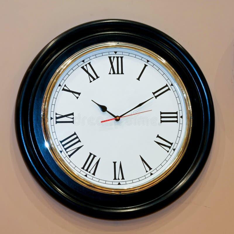 罗马的时钟 库存图片