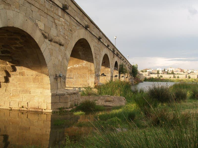 罗马的桥梁 免版税库存图片