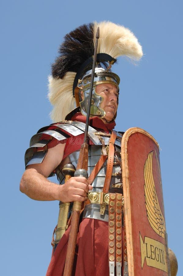 罗马的optio 图库摄影