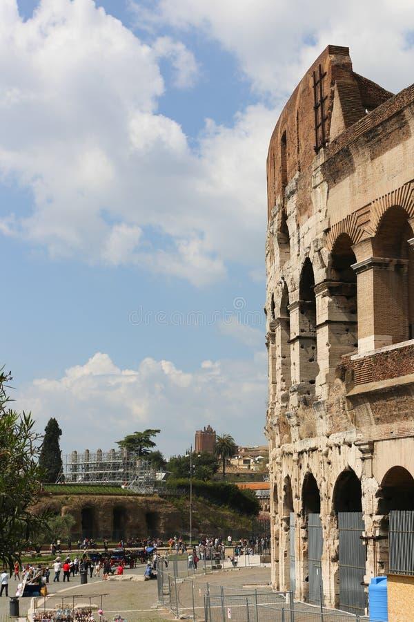 罗马罗马斗兽场-罗马 免版税库存照片