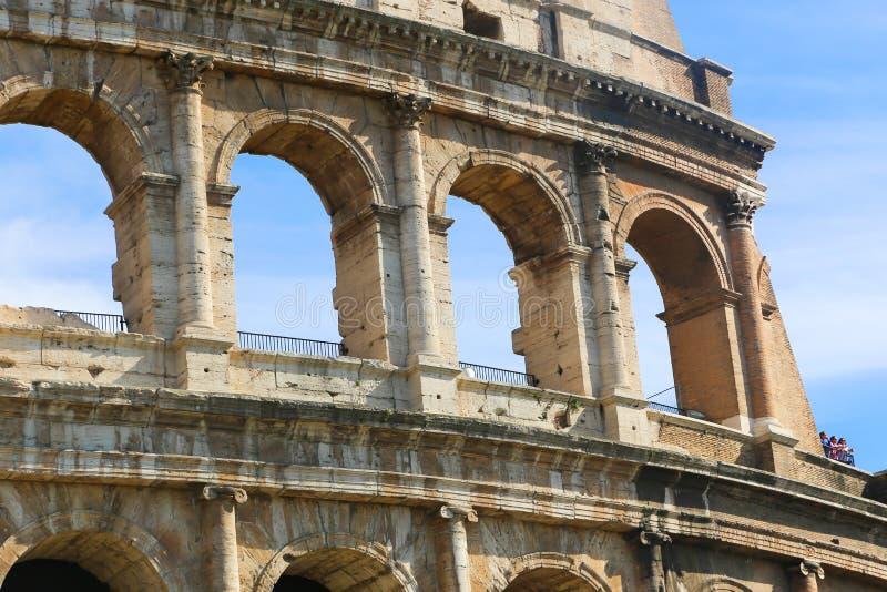 罗马罗马斗兽场-罗马 免版税库存图片