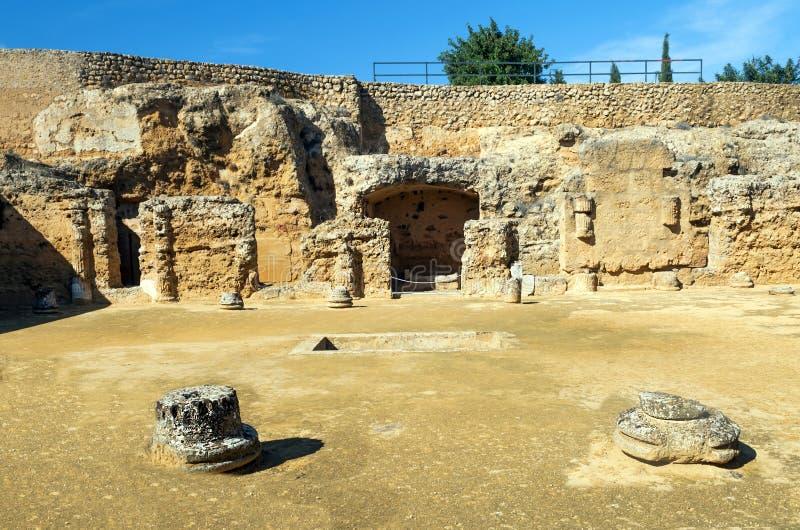 罗马陵墓 库存照片