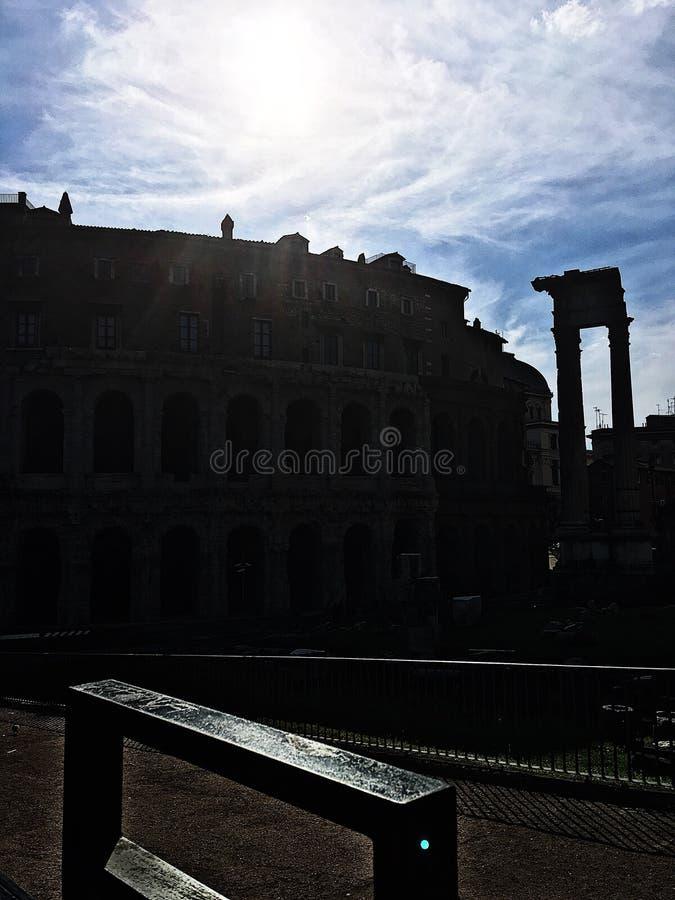 罗马马戏 免版税图库摄影