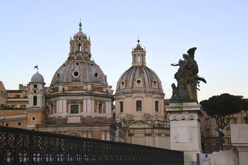 罗马,意大利 免版税库存照片
