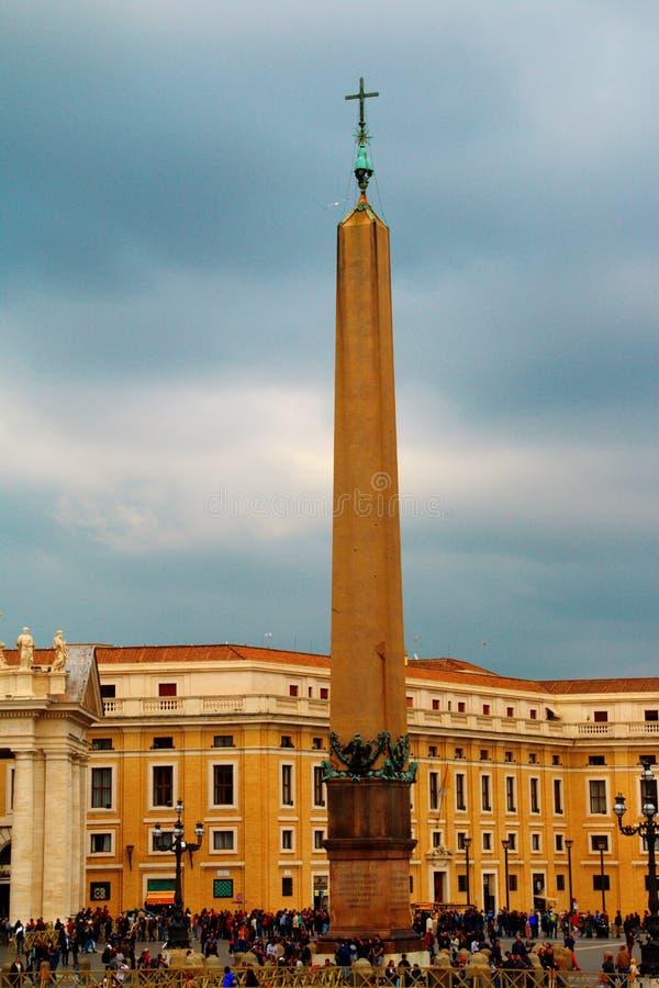 罗马,梵蒂冈,意大利 圣皮特圣徒・彼得';s大教堂 库存照片