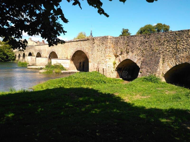 12 72罗马2000 11的桥梁 免版税库存图片