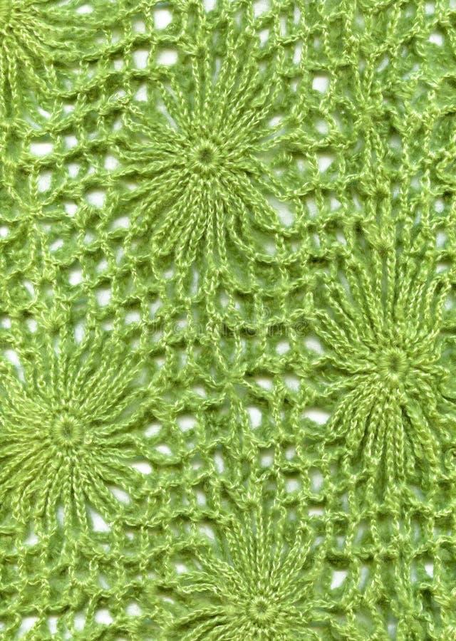 羊毛的接近的织品纺织品纹理 免版税库存图片
