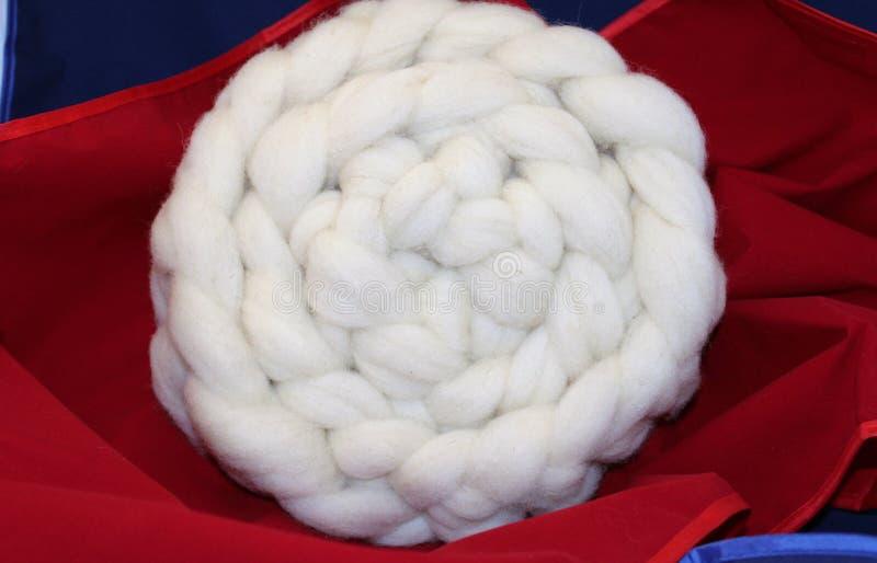 羊毛 库存图片
