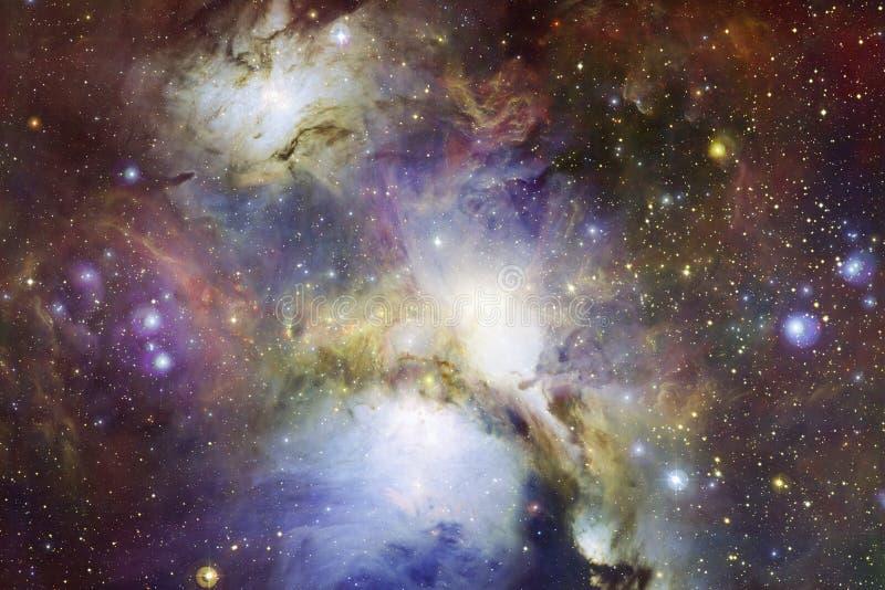 美丽宇宙 r 免版税库存照片