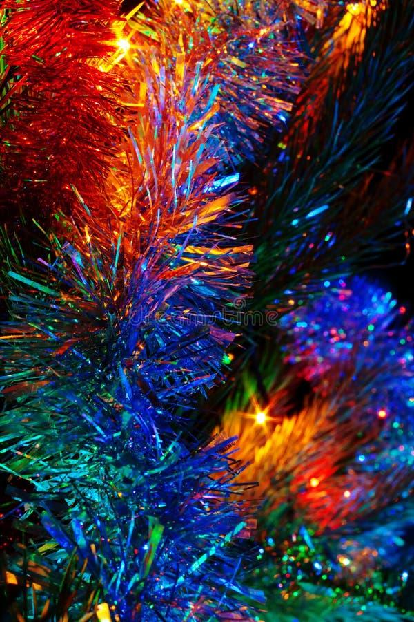 美丽的圣诞树 免版税库存照片