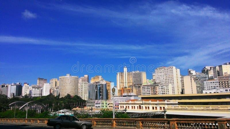 美丽的城市 库存图片