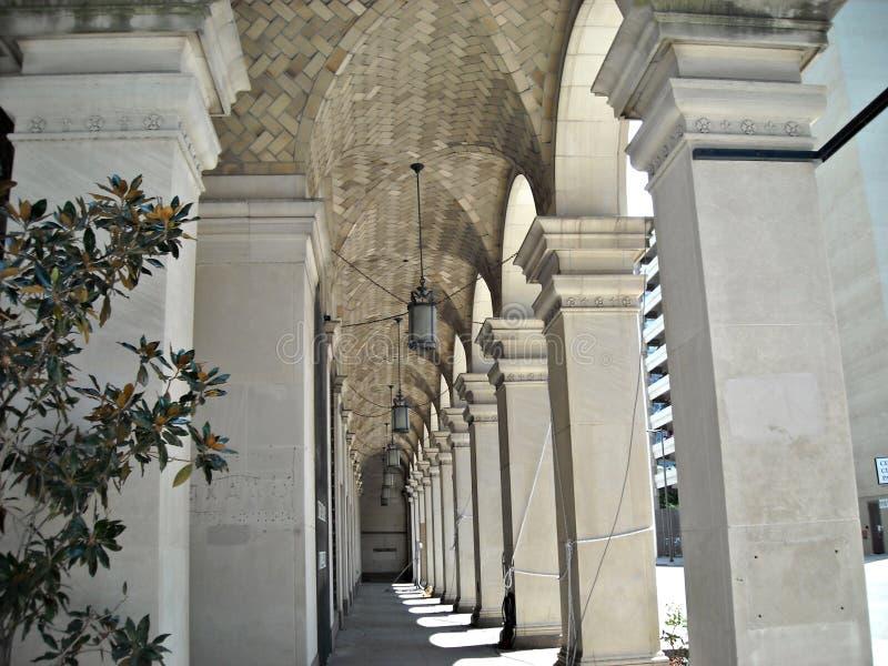 美丽的大厦 免版税图库摄影