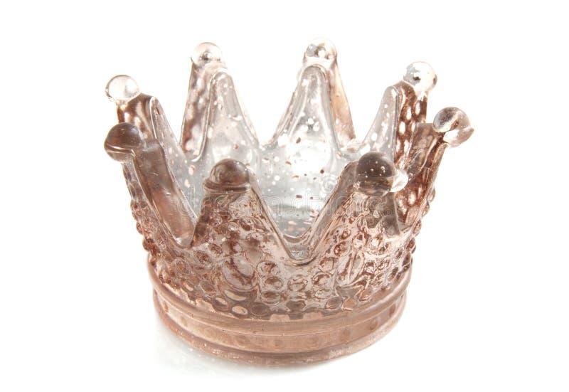美丽的女王/王后加冠 免版税图库摄影